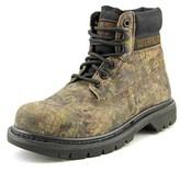 "Caterpillar 6"" Colorado Round Toe Leather Work Boot."