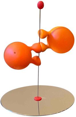 Alessi Orange Steel Dinnerware