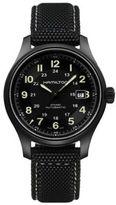 Hamilton Khaki Field Titanium Watch