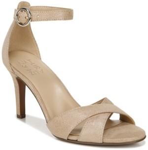 Naturalizer Keyson Ankle Strap Sandals Women's Shoes