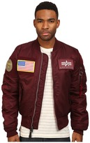 Alpha Industries MA-1 Flex Slim Flight Jacket