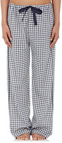 Araks Women's Ally Pajama Pants-WHITE, BLUE, NAVY
