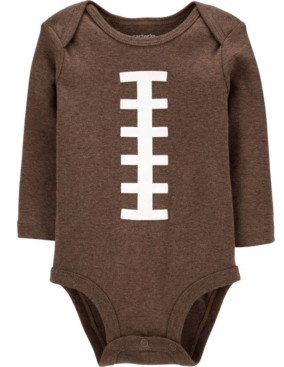 Carter's Baby Boy Football Original Bodysuit