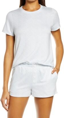 Emerson Road Ribbed Short Pajamas
