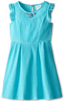 Us Angels Princess Ruffle Tank w/ Full Skirt (Big Kids)