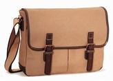 Jack Georges Canvas Messenger Bag