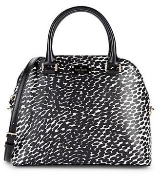 Kate Spade Carli PVC Dome Bag