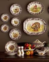 Spode Turkey Dinner Plates, Set of 4