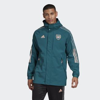 adidas Arsenal Travel Jacket