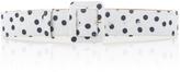 Dolce & Gabbana Polka-Dot Belt