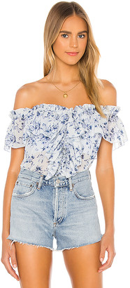 House Of Harlow x REVOLVE Garrett Top