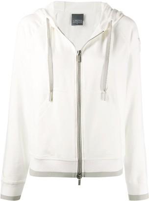 Lorena Antoniazzi star applique hoodie