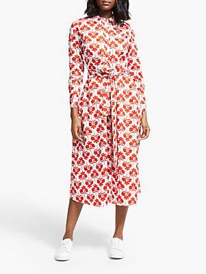 Boden Isodora Cotton Shirt Dress