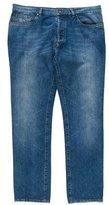 Brunello Cucinelli Five-Pocket Straight-Leg Jeans
