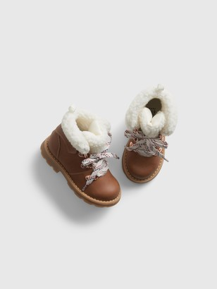 Gap Toddler Sherpa Lined Boots