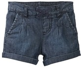 Joe Fresh Pull-On Chambray Short (Toddler & Little Girls)