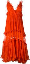 Maria Lucia Hohan 'Mousseline' maxi dress