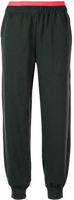 LNDR loose-fit track trousers