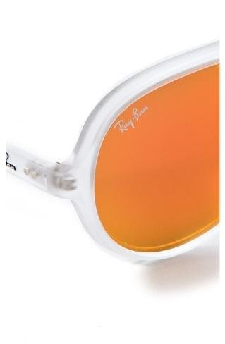 Ray-Ban Mirrored Cats 5000 Aviator Sunglasses