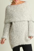 Umgee USA Snuggle Up Sweater
