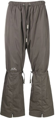 A-Cold-Wall* Drawstring-Waist Straight Trousers