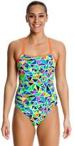 Funkita Crazy Cracks Single Strap One Piece