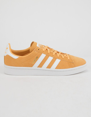 adidas Campus Chalk Orange Womens Shoes