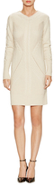 Temperley London Magdelena Wool Sweater Dress