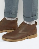 Front Desert Boots