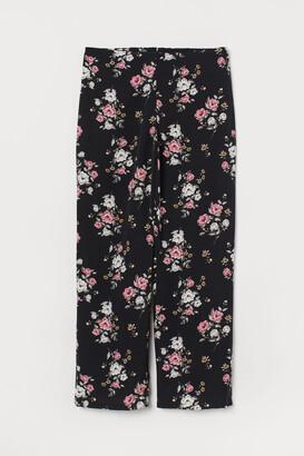 H&M H&M+ Wide-leg Pants