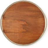 Mikasa Loria Round Platter with Handles