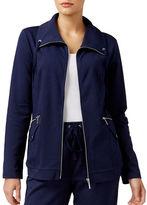 Karen Scott Utility Jacket