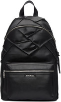 Diesel Black L-rowler Backpack