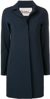 Herno Concealed Front Coat