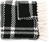 OSKLEN plaid scarf - unisex - Acrylic/Polyamide/Viscose - One Size