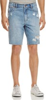 Insight City Riot Denim Shorts