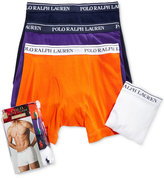 Polo Ralph Lauren Holiday Men's 3+1Bonus Pack Boxer Briefs
