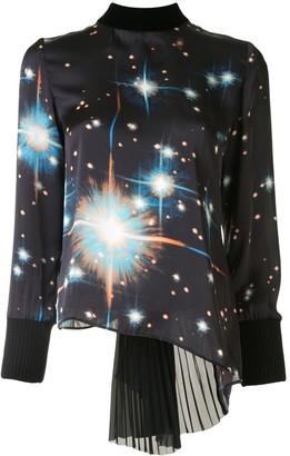 Sacai Sky Star Blouse