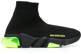 Balenciaga Speed Clear Sole slip-on sneakers