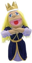 Melissa & Doug ; Royal Princess Puppet With Detachable Wooden Rod for Animated Gestures