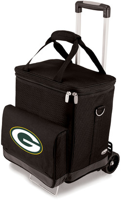 Legacy Cellar & Trolley With Green Bay Packers Digital Print