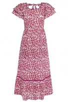 Pink City Prints - Rose Lolita Seville Dress - Xsmall