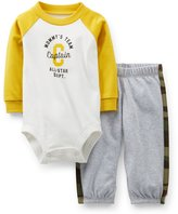 Carter's Baby-Boy 2-Piece Bodysuit & Pant Set