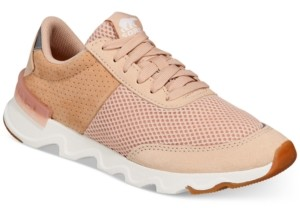 Sorel Women's Kinetic Lite Lace Sneakers Women's Shoes