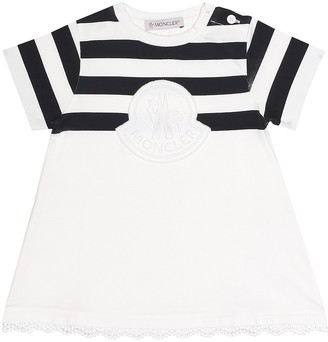 Moncler Enfant Baby cotton dress