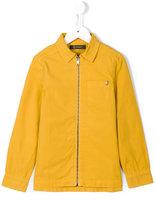 Dondup Kids - zipped jacket - kids - Cotton - 4 yrs
