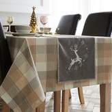 Kaleidoscope Reindeer Prance Table Runner