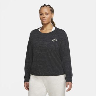 Nike Women's Crew (Plus Size Sportswear Gym Vintage