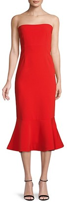 Cinq à Sept Luna Strapless Dress