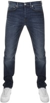 Edwin ED80 Slim Tapered Jeans Blue